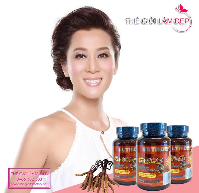 Đông trùng hạ thảo Nutricep GOLD Organic Cordyceps 950mg -5-1