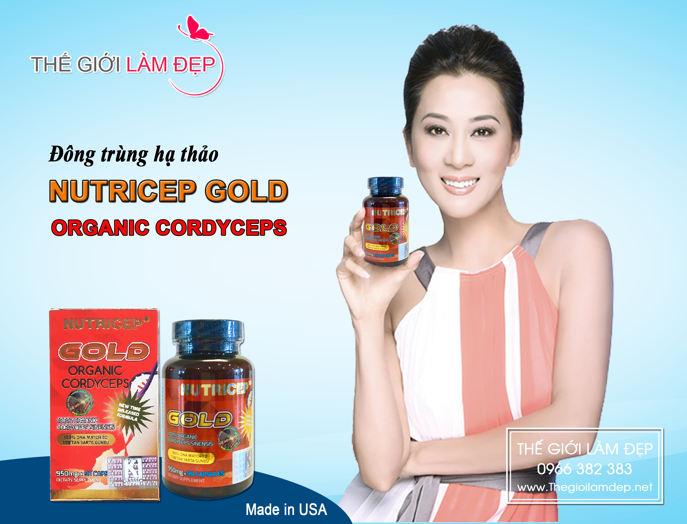 Đông trùng hạ thảo Nutricep GOLD Organic Cordyceps 950mg -6