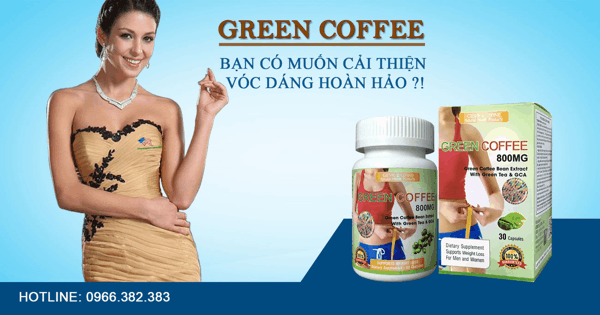 2 loai Green Coffee Bean Extract tot nhat hien nay -1