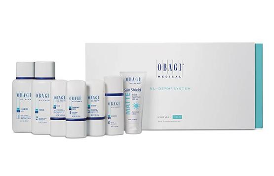 Bộ sản phẩm Obagi Nu-Derm cho da bình thường đến da nhờn