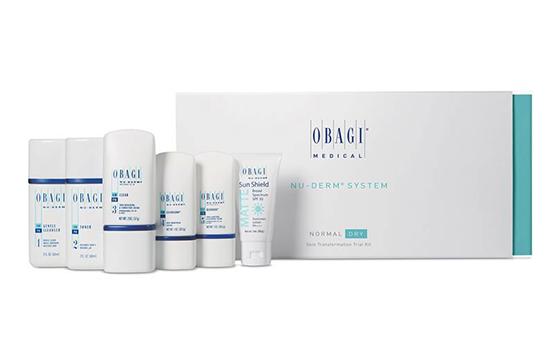 Bộ sản phẩm Obagi Nu-Derm cho da thường đến da khô