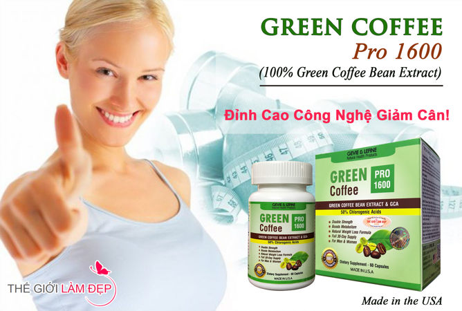 Banner Green Coffee Pro 1600-101
