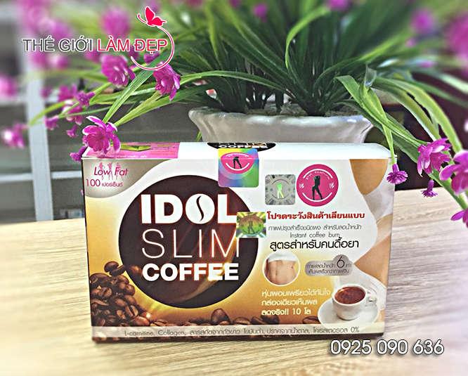 Cà phê giảm cân Idol Slim Coffee 2