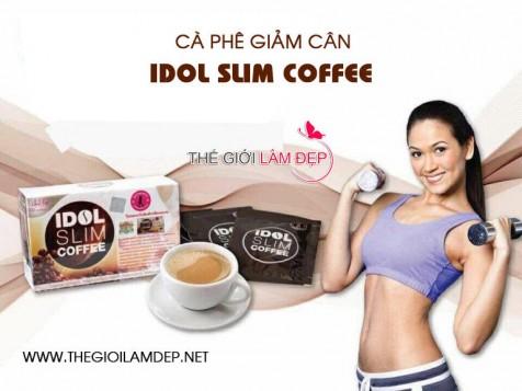 Cà phê giảm cân Idol Slim Coffee 6