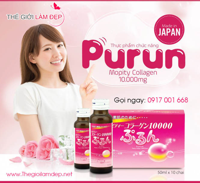 Collagen Purun Mopity Collagen 10000mg -1
