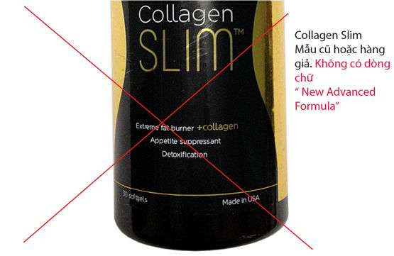 Collagen Slim Gia 3