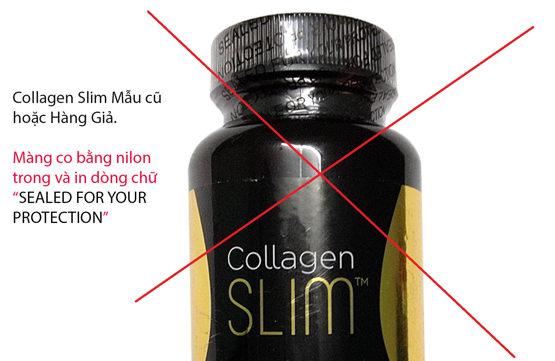 Thuốc giảm cân Collagen Slim Gia 5