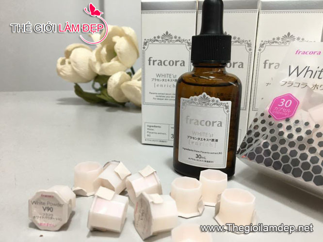 Fracora White'st Placenta Extract Enrich 2