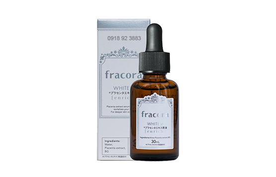 Fracora White'st Placenta Extract Enrich