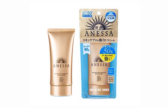 Gel chong nang Anessa SPF50 Shiseido