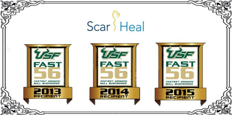 Giải thưởng của ScarHeal