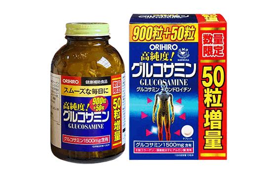 Glucosamin Orihiro 1500mg 900 viên 1