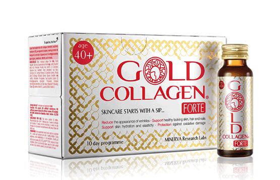 Gold Collagen Forte Age 40+ Cho Độ Tuổi 40+