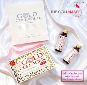 Gold Collagen Forte Age 40+ Cho Độ Tuổi 40+ 002