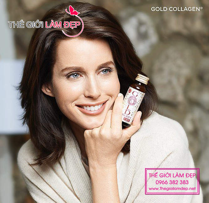 Gold Collagen Forte Age 40+ Cho Độ Tuổi 40+ 004