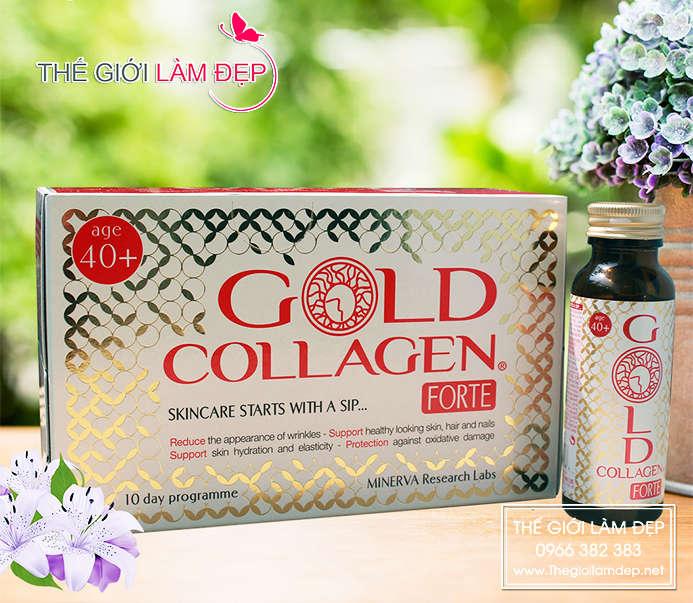 Gold Collagen Forte Age 40+ Cho Độ Tuổi 40+ 005