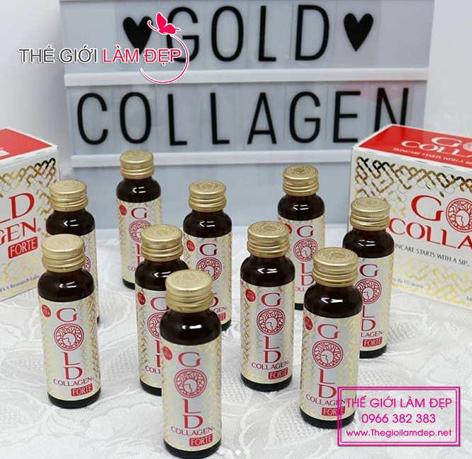 Gold Collagen Forte Age 40+ Cho Độ Tuổi 40+ 006