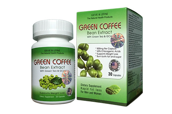 Green Coffee Bean Extract 04
