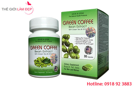 Green Coffee Bean Extract 06