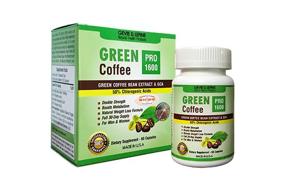 Green Coffee Pro 1600 - 108