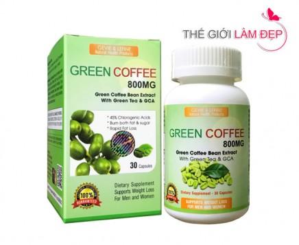Green Coffee hộp 30 viên loại 800 mg -1-1