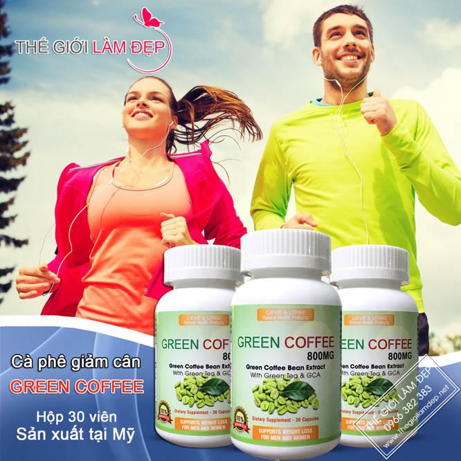 Green Coffee hộp 30 viên loại 800 mg -2-1