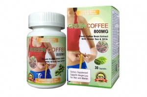 Green Coffeee 800mg-Bean Extract-005