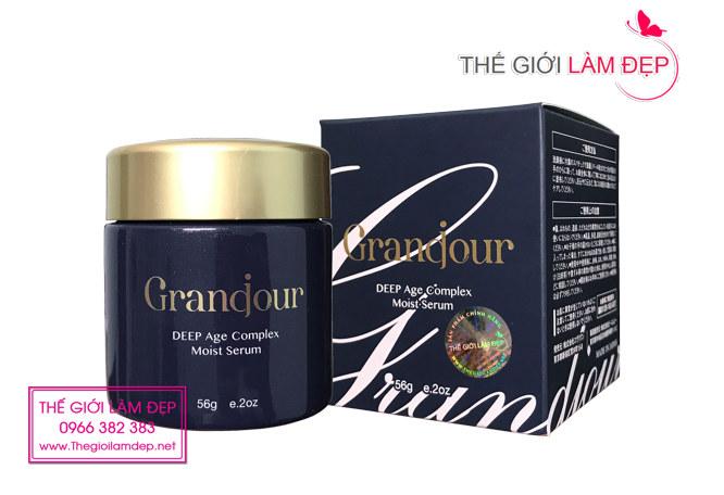Kem chống lão hóa Grandour (Grandjour) Nhật Bản 4