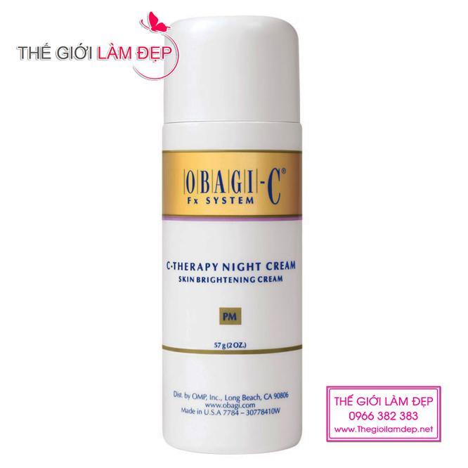 Kem dưỡng đêm Obagi-C Fx System Therapy Night Cream 2