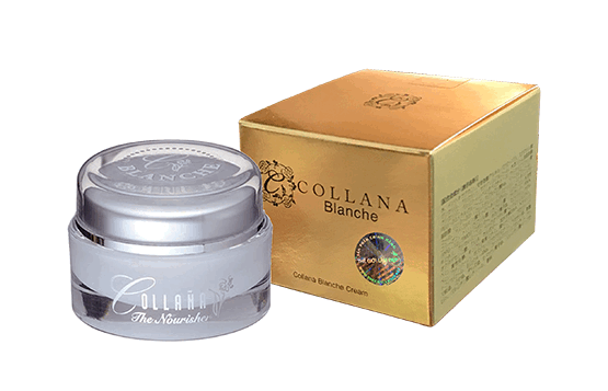 Kem trắng da trị nám Collana Blanche Cream 01