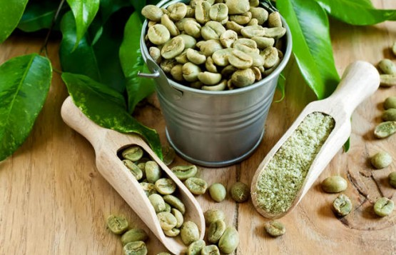 Một trong 3 loại Green Coffee đang bán trên thị trường VN- Green Coffee Bean dạng hạt chưa rang-1
