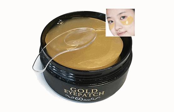 Mat na dap mat vang Gold Eyepatch 60 mieng 01