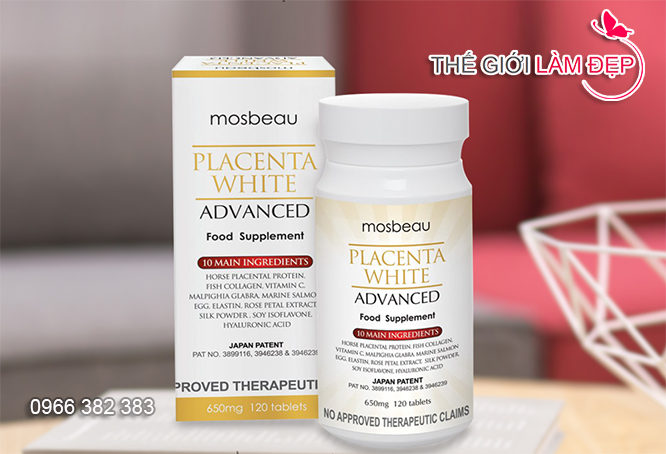 Mosbeau Placenta White Advanced 7