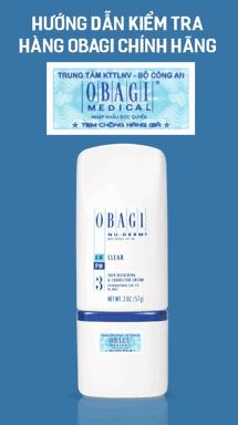 Mỹ phẩm Obagi (U.S.A)