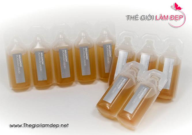 Nước uống nhau thai ngựa Melsmon Platinum Liquid