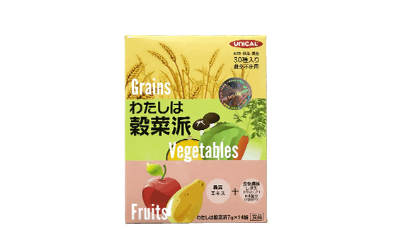 Ngũ cốc dinh dưỡng Unical Grains Vegetables Fruits