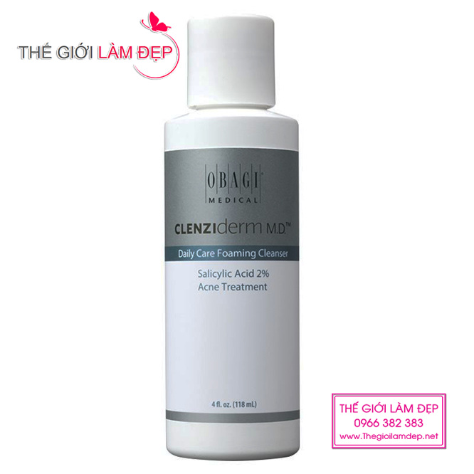 Obagi CLENZIderm MD (Daily Care Foaming Cleanser)_1