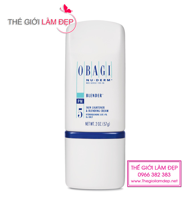 Obagi Nu-Derm Blender 5 - Kem phục hồi, tái tạo da 1