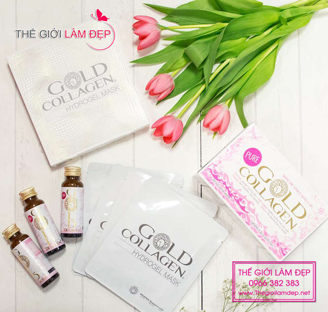 Pure Gold Collagen 3