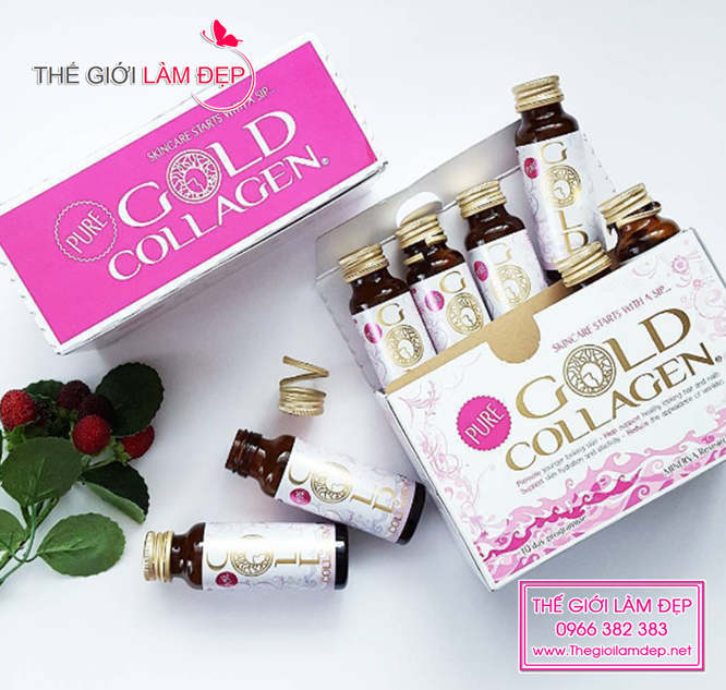 Pure Gold Collagen 8