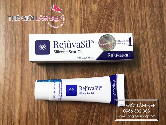 RejuvaSil 10ml - Kem trị sẹo RejuvaSil 10ml, 15ml, 30ml -3