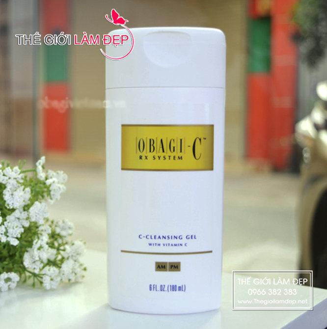 Sữa rửa mặt Obagi-C Rx system 1-1