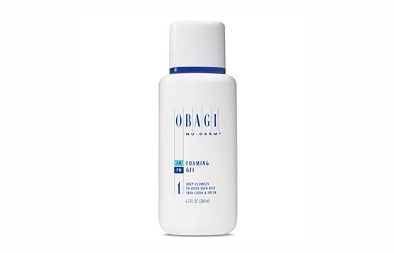 Sữa rửa mặt Obagi Foaming Gel (số 1)