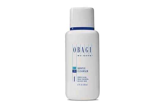Sữa rửa mặt Obagi Nuderm Gentle Cleanser