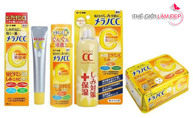 Serum Vitamin C Melano CC Rohto 20ml -5