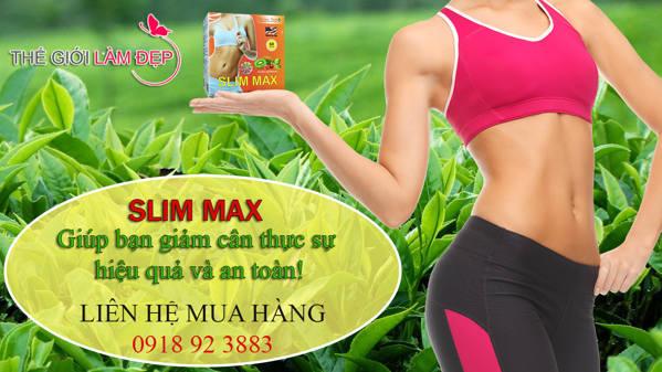 Slim Max - Thuoc giam can Slim Max 1