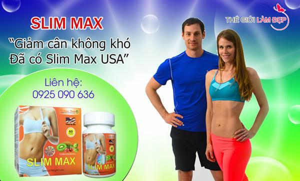 Slim Max - Thuoc giam can Slim Max 2