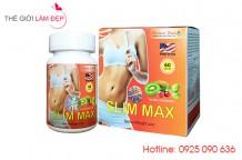 Slim Max - Thuoc giam can Slim Max 3