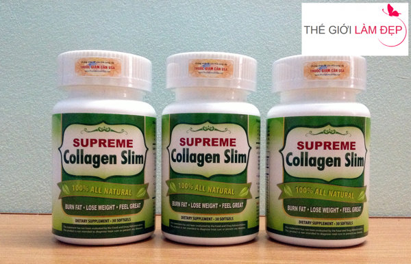 Supreme Collagen Slim 9