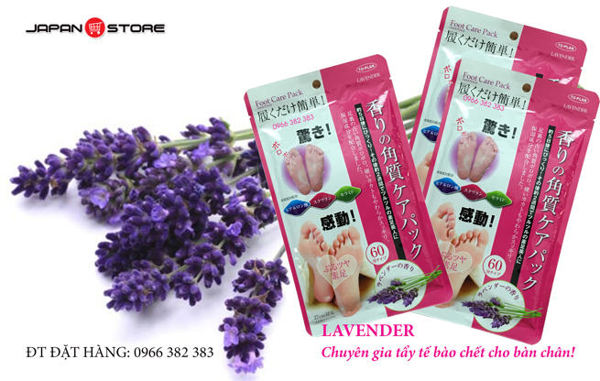 Túi ủ chân Lavender Foot Care Pack To Plan 5